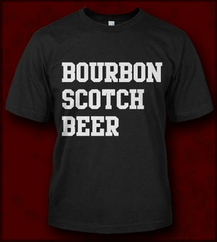 BOURBON SCOTCH BEER