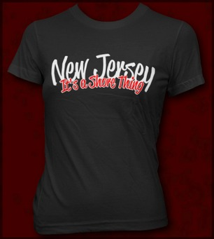 NEW JERSEY IT'S A SHORE THING