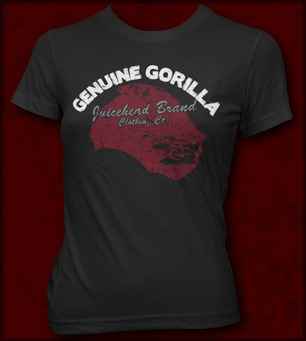 GENUINE GORILLA JUICEHEAD CLOTHING
