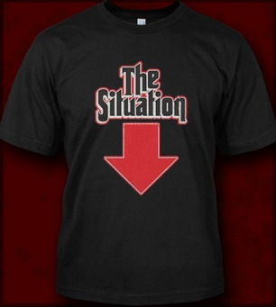 THE SITUATION ARROW JERSEY SHORE