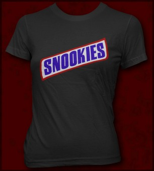 SNOOKIES LOGO JERSEY SHORE