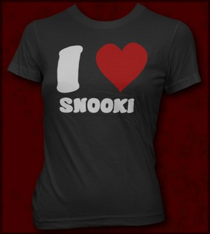I HEART SNOOKIE JERSEY SHORE