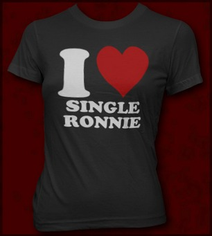 I HEART SINGLE RONNIE