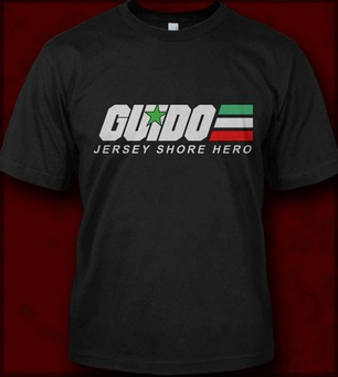 GUIDO GI JOE JERSEY SHORE HERO