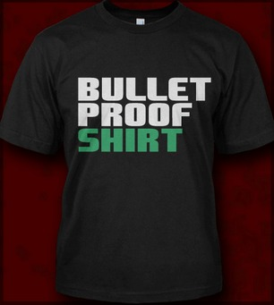 BULLET PROOF SHIRT JERSEY SHORE