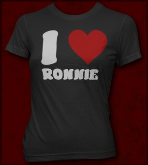 I HEART RONNIE